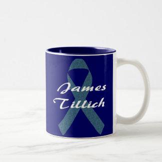 James Tillich Ribbon Two-Tone Mug