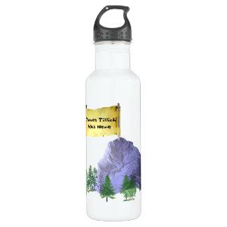 James Tillich Was Here 710 Ml Water Bottle