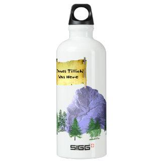 James Tillich Was Here SIGG Traveller 0.6L Water Bottle