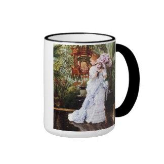 James Tissot Lilacs Mug