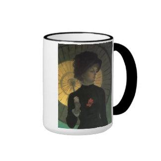 James Tissot Newton Parasol Mug