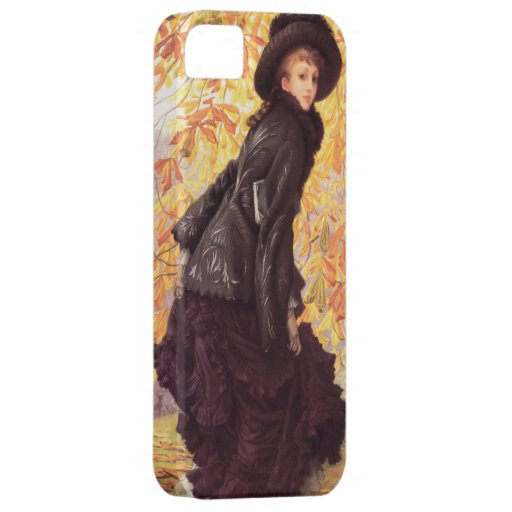 James Tissot October iPhone 5 Case