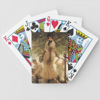 James Tissot Painting Card Decks