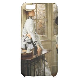 James Tissot Painting iPhone 5C Cases