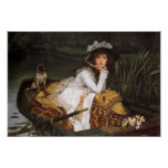 James Tissot Painting Poster