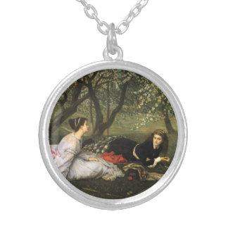 James Tissot Spring Necklace