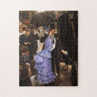 James Tissot The Bridesmaid Jigsaw Puzzles