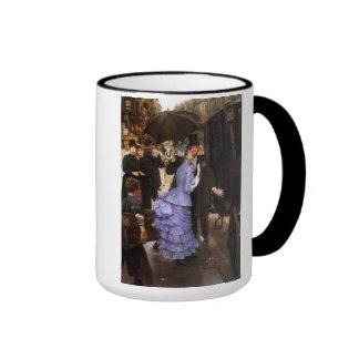 James Tissot The Bridesmaid Mug