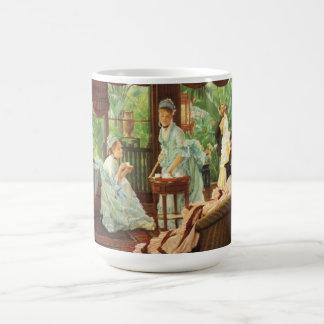 James Tissot Victorian Tea Party Mug