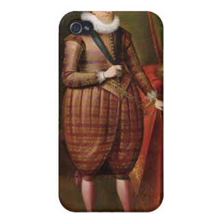 James VI of Scotland and I of England (1566-1625), iPhone 4 Cover