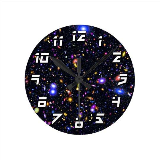 James Webb Space Telescope Simulation - Pop Art