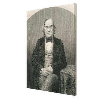James Wilson Canvas Print
