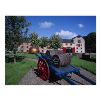 Jamesons Whisky Heritage Centre, Midleton, Postcard
