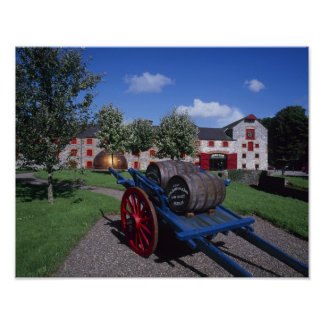 Jamesons Whisky Heritage Centre, Midleton, Poster