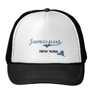 Jamesport New York City Classic Cap