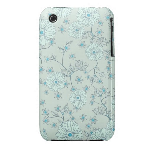 """Jamesport Poppy Bursts"" iPhone 3 Covers"