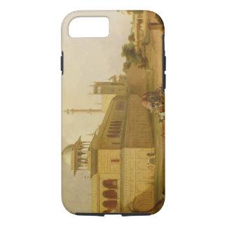 Jami Masjid, Delhi, 1811 (oil on canvas) iPhone 8/7 Case