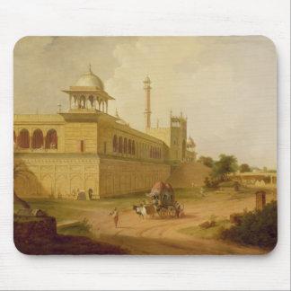 Jami Masjid, Delhi, 1811 (oil on canvas) Mouse Pad