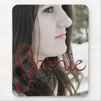 Jamie Novel Mousepad