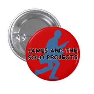 Jammer-Man Band Pin