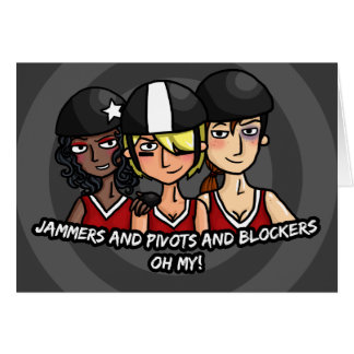 Jammers pivots blockers oh my card