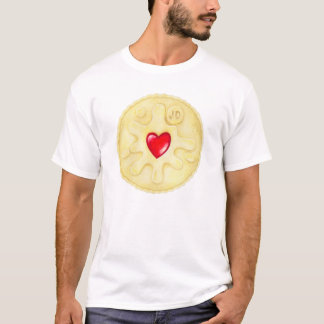 Jammy Dodger Illustration Men's T Shirt