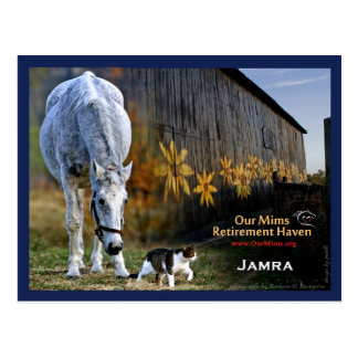 Jamra Postcard