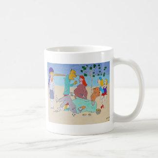 Jamshed s Marmalade Tarts Coffee Mugs
