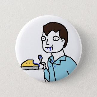 jamz pie buttn 6 cm round badge