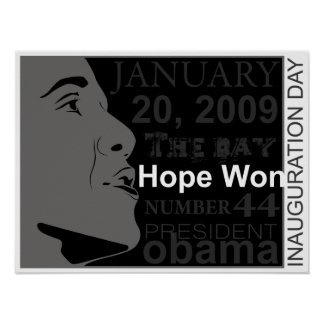 jan20 - inauguration day poster