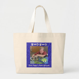 Jan and Elvis Canvas Bags