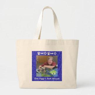 Jan and Elvis Jumbo Tote Bag