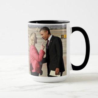 Jan Brewer lays into Obama Mug