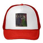 Jan Eyck- The Arnolfini Wedding Hat