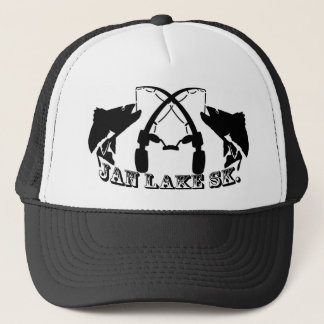 Jan Lake Crest Trucker Hat