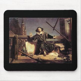 Jan Matejko - Copernicus Conversation With God Mouse Pads