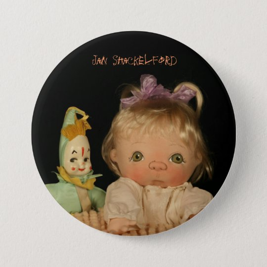 Jan Shackelford Button Baby Ginny