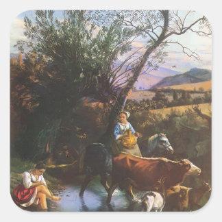 Jan Siberechts- The Ford Sticker