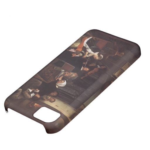 Jan Steen- Dissolute Household Cover For iPhone 5C