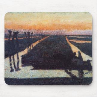 Jan Toorop- Broek in Waterland Mouse Pad