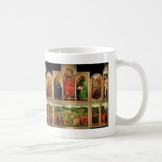 Jan van Eyck- The Ghent Altarpiece Coffee Mug