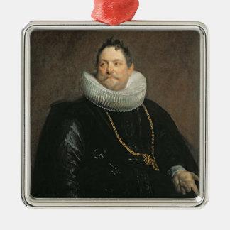 Jan van Monfort Christmas Ornament