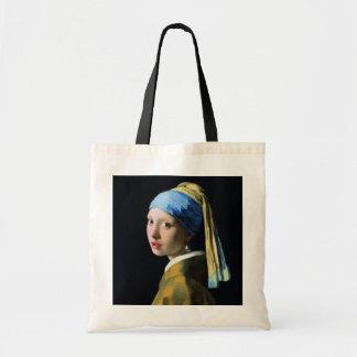 Jan Vermeer Girl With A Pearl Earring Baroque Art