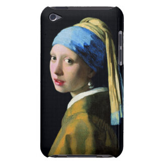 Jan Vermeer Girl With A Pearl Earring Baroque Art Barely There iPod Covers