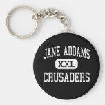 Jane Addams - Crusaders - Junior - Schaumburg Key Chains