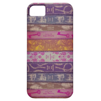 Jane Austen Books iPhone Case Barely There iPhone 5 Case