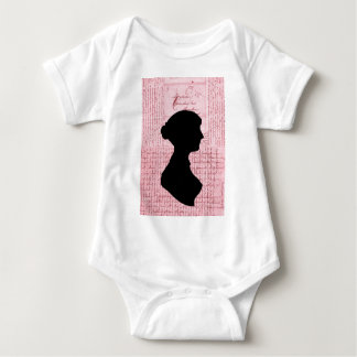 Jane Austen, Call Me Lady Jane Series Baby Bodysuit