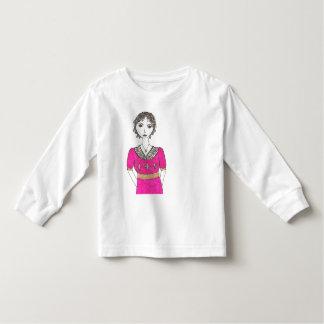 Jane Austen Fleur De Lis T-shirts