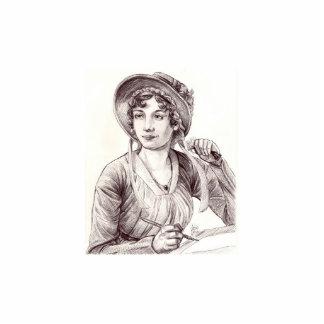 Jane Austen mini Sculpture Photo Sculpture