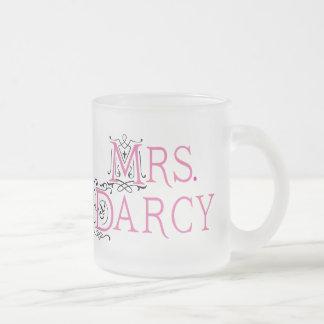 Jane Austen Mrs Darcy Gift Mug